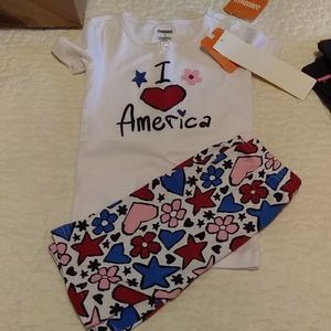 Brand new pajamas, tags attached, 4t